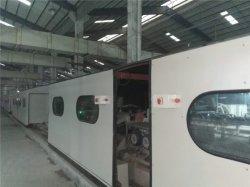 江西陶瓷厂水磨机隔音房案例