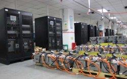 电池厂废气处理