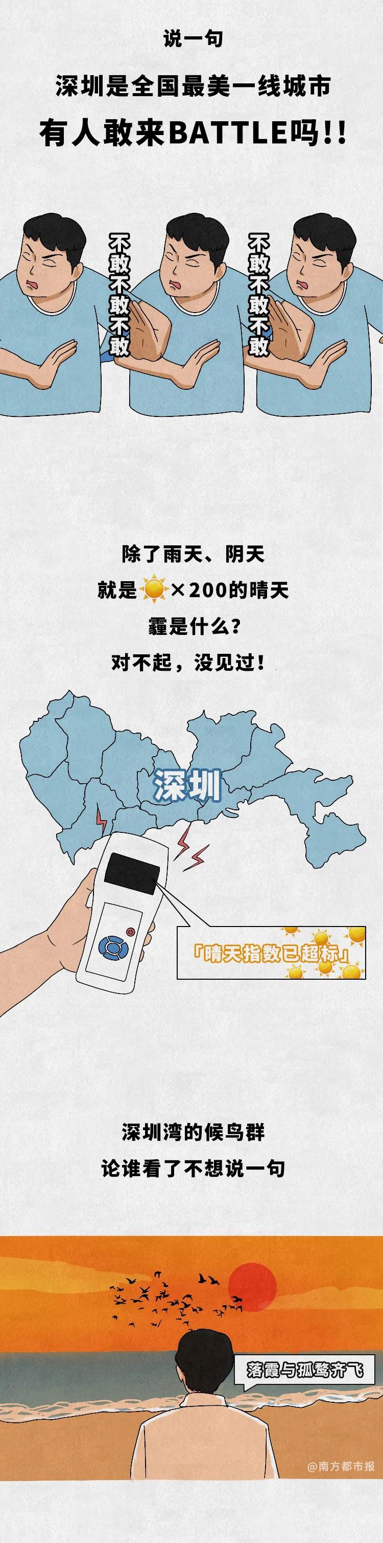 广东的城市