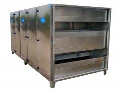 抽屉式活性炭箱
